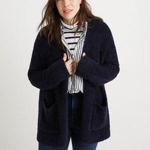 Madewell Teddy Cardigan Sweater